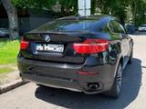 BMW X6 2011 года за 11 000 000 тг. в Алматы – фото 4