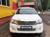 Toyota Hilux 2012 года за 8 500 000 тг. в Уральск