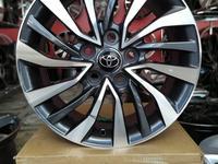 Новые заводские диски Р16 Toyota Corolla за 120 000 тг. в Алматы
