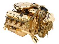 Контрактный двигатель (ДВС) Шевроле за 170 999 тг. в Караганда