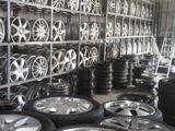 Привозные диски на Мазду! за 60 000 тг. в Алматы – фото 3