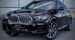 BMW X6 XDrive 40i 2021 года за 50 605 000 тг. в Усть-Каменогорск – фото 2