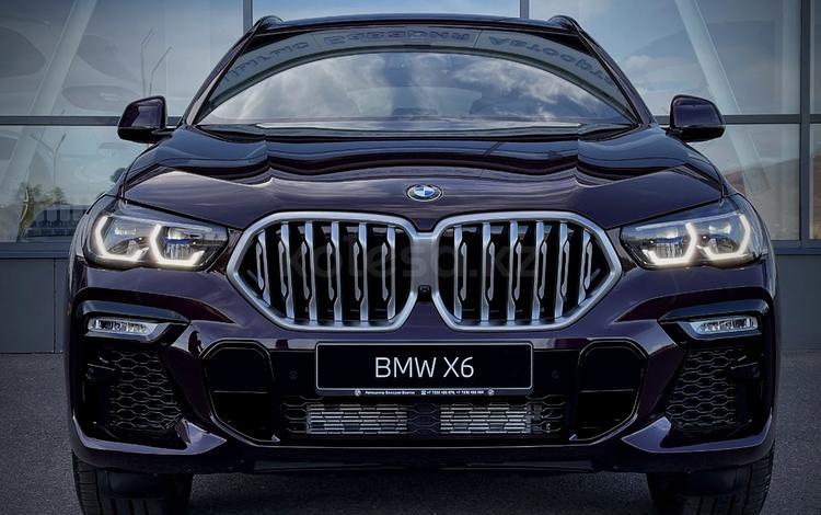 BMW X6 XDrive 40i 2021 года за 50 605 000 тг. в Усть-Каменогорск