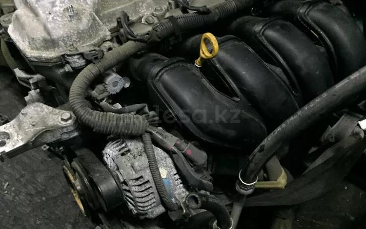 Двигатель 1zz за 1 300 тг. в Семей