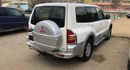 Mitsubishi Pajero 2002 года за 3 100 000 тг. в Актау – фото 4