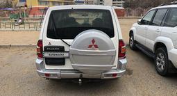 Mitsubishi Pajero 2002 года за 3 100 000 тг. в Актау – фото 5