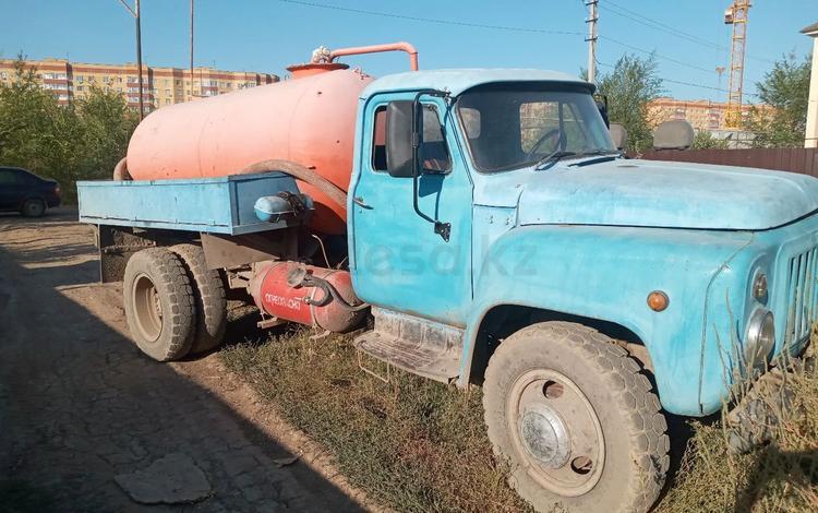 ГАЗ  53 1989 года за 1 700 000 тг. в Уральск