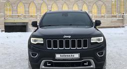 Jeep Grand Cherokee 2014 года за 8 900 000 тг. в Уральск – фото 2