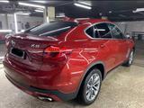 BMW X6 2017 года за 21 000 000 тг. в Нур-Султан (Астана)