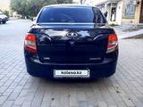 ВАЗ (Lada) Granta 2190 (седан) 2012 года за 1 850 000 тг. в Уральск – фото 4