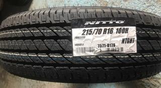 Nitto 215/70 r16 100h DURA Grappler Highway Terrain за 30 000 тг. в Алматы