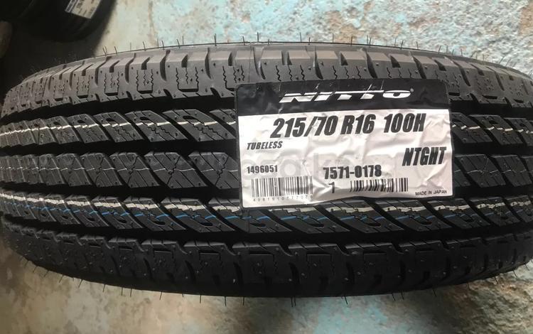 NITTO 215/70 R16 100H Dura Grappler HT за 30 000 тг. в Алматы