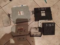 ЭБУ, электронный блок управления, компьютер. На Субару форестер за 10 000 тг. в Алматы