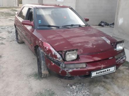Mazda 323 1994 года за 450 000 тг. в Шымкент – фото 3