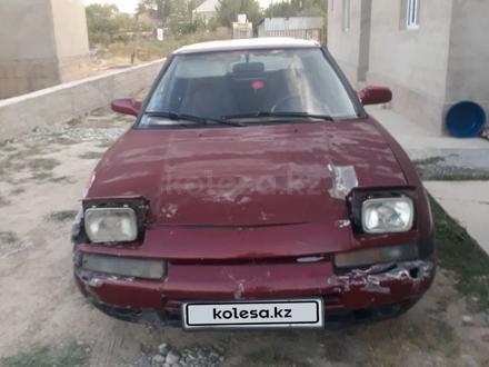 Mazda 323 1994 года за 450 000 тг. в Шымкент – фото 6