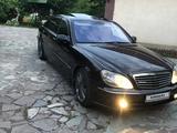 Mercedes-Benz S 600 2004 года за 7 200 000 тг. в Алматы – фото 5