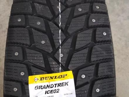 Шины Dunlop 265/60/r18 Ice-02 за 59 000 тг. в Алматы