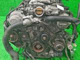 Двигатель TOYOTA CROWN MAJESTA UZS173 1UZ-FE 2004 за 849 000 тг. в Караганда – фото 2