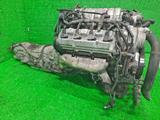 Двигатель TOYOTA CROWN MAJESTA UZS173 1UZ-FE 2004 за 849 000 тг. в Караганда – фото 3