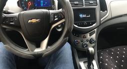 Chevrolet Aveo 2014 года за 3 499 999 тг. в Щучинск – фото 4