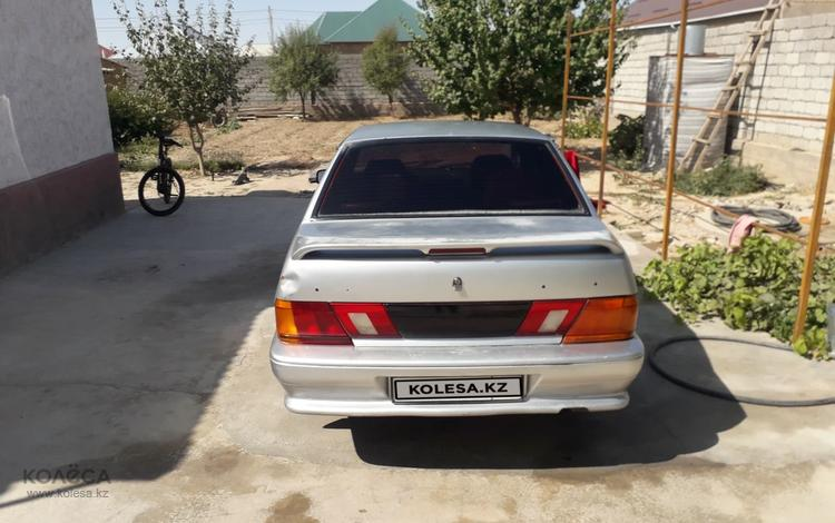 ВАЗ (Lada) 2115 (седан) 2002 года за 700 000 тг. в Шымкент