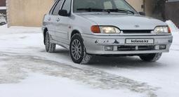ВАЗ (Lada) 2115 (седан) 2007 года за 870 000 тг. в Нур-Султан (Астана) – фото 4