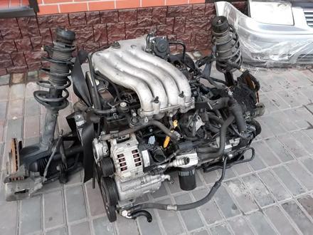 Двигатель, мотор Volkswagen golf4, объем 2.0, б/у оригинал из Японии за 200 000 тг. в Алматы