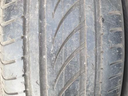 Пару летние шины размер 255 55 17 фирма Nokian за 10 000 тг. в Алматы – фото 4