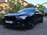 BMW 740 2010 года за 9 800 000 тг. в Алматы – фото 4