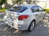 Chevrolet Cruze 2013 года за 3 450 000 тг. в Алматы – фото 3