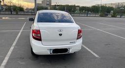 ВАЗ (Lada) Granta 2190 (седан) 2013 года за 2 100 000 тг. в Семей – фото 3