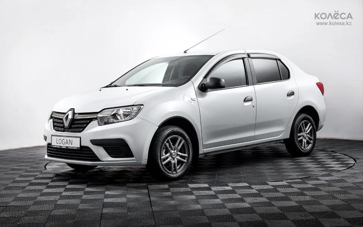 Renault Logan Access 2021 года за 5 789 000 тг. в Актобе