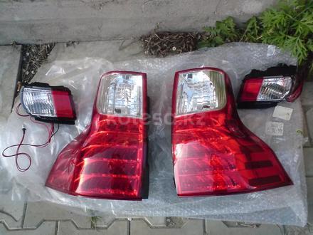 Задние фонари диодные в стиле GX на Прадо 150! Аналог… за 70 000 тг. в Тараз – фото 3