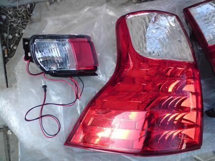 Задние фонари диодные в стиле GX на Прадо 150! Аналог… за 70 000 тг. в Тараз – фото 4