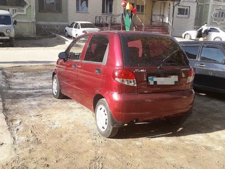 Daewoo Matiz 2012 года за 1 250 000 тг. в Кызылорда – фото 2