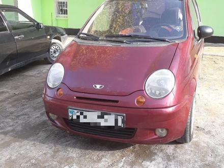 Daewoo Matiz 2012 года за 1 250 000 тг. в Кызылорда – фото 4