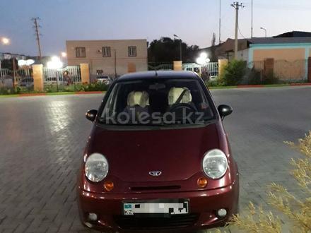Daewoo Matiz 2012 года за 1 250 000 тг. в Кызылорда – фото 5