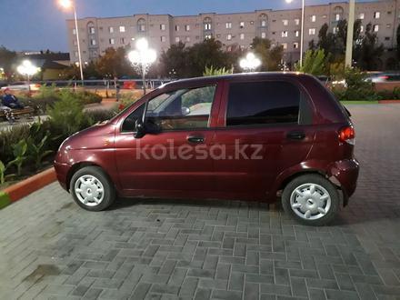 Daewoo Matiz 2012 года за 1 250 000 тг. в Кызылорда – фото 8