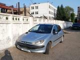 Peugeot 206 2003 года за 1 500 000 тг. в Усть-Каменогорск