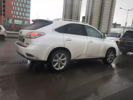 R19 Lexus RX350 за 120 000 тг. в Нур-Султан (Астана) – фото 2