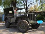 Ретро-автомобили Willys 1943 года за 21 000 000 тг. в Алматы – фото 5