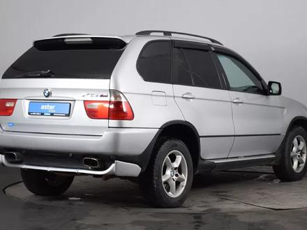 BMW X5 2005 года за 3 580 000 тг. в Алматы – фото 3