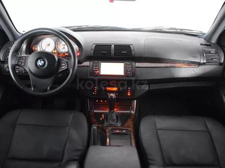 BMW X5 2005 года за 3 580 000 тг. в Алматы – фото 8