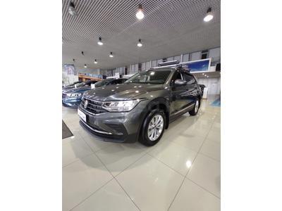 Volkswagen Tiguan Respect (2WD) 2021 года за 13 295 000 тг. в Караганда