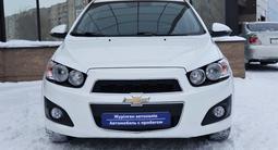 Chevrolet Aveo 2014 года за 3 600 000 тг. в Семей
