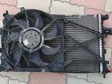 Вентилятор охлаждения Опель Зафира об.1.6 за 14 000 тг. в Актобе