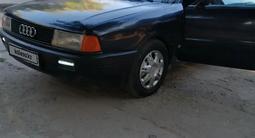 Audi 80 1989 года за 650 000 тг. в Тараз – фото 2