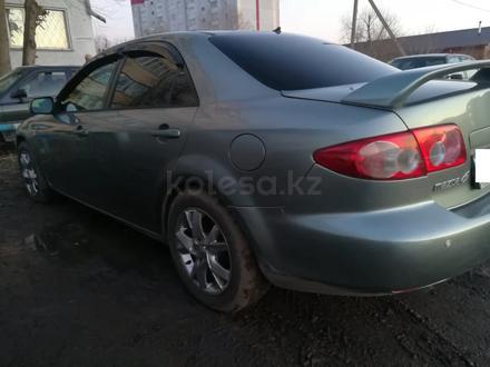 Mazda 6 2004 года за 2 350 000 тг. в Петропавловск – фото 3