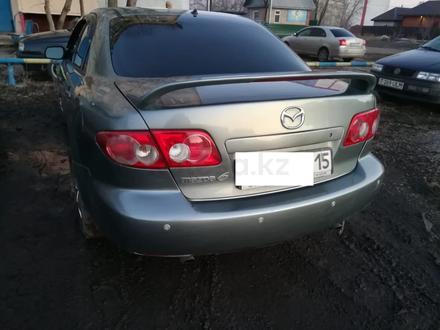 Mazda 6 2004 года за 2 350 000 тг. в Петропавловск – фото 4