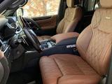 Комфортные сиденья MBS for LEXUS LX570 за 8 500 000 тг. в Алматы – фото 4